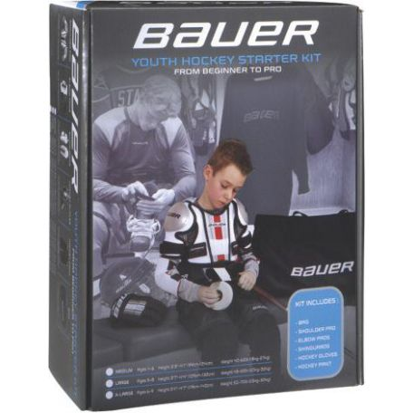 Dětský set Bauer Supreme Pro Yth Kit- Europe